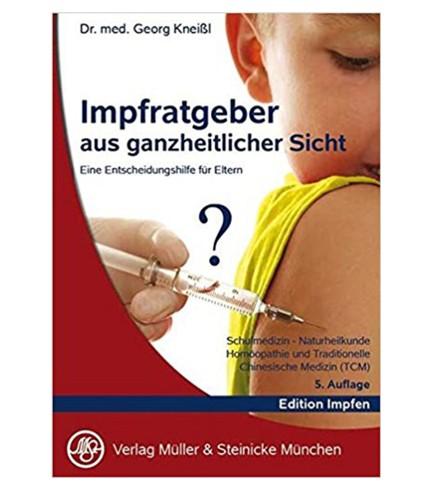 Buch: Impfratgeber aus ganzheitlicher Sicht