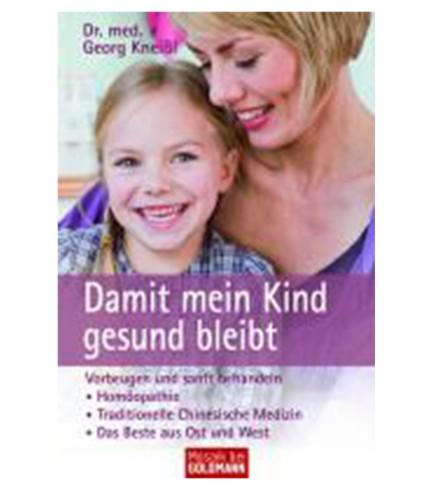 Buch: Damit mein Kind gesund bleibt