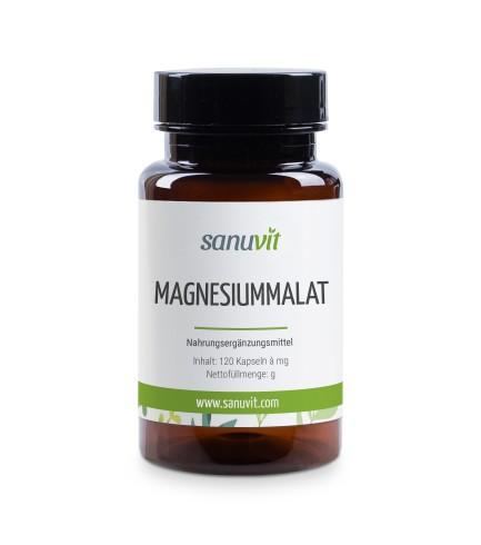Magnesiummalat 120 Kapseln